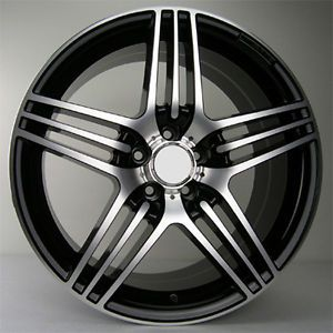 "22"" Mercedes Benz ML350 GL450 ML63 ML500 ML550 GL550 R350 1 Piece Wheel Rim"