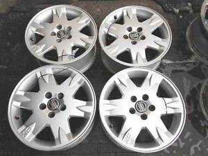 "Volvo XC70 16"" Alloy Wheel Rims Rim Set Erinus LKQ"