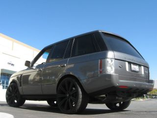 "Land Rover Range Rover HSE Supercharged 24"" inch Wheel and Tire Package Rims New"