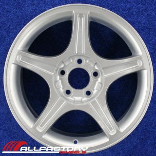 "Ford Mustang 17"" 1999 2000 2001 2002 2003 2004 Factory Wheel Rim Silver 3307"
