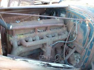 1929 1930 Buick Rat Hot Rod Parts Car
