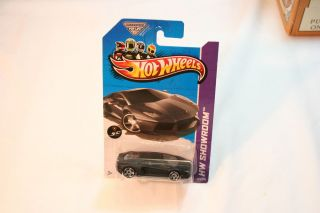 Hot Wheels Lamborghini Aventador LP 700 4 in Matte Black VHTF