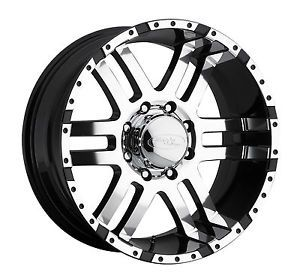 CPP Eagle 079 Wheels Rims 20x9 Fits Chevy GMC Silverado 2500 2500HD Duramax