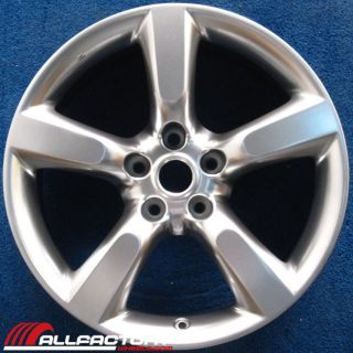 "Nissan 350Z 18"" 2005 2006 2007 2008 2009 Factory Rim Wheel Rear 62456"