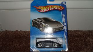 Hot Wheels All Stars Lamborghini Gallardo LP 560 4
