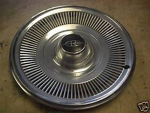 1969 69 Buick Riviera Hubcap Wheel Cover 15""