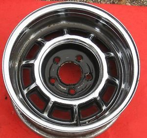 1980 1985 Buick Regal Grand National 15 x 7 Wheel Nice