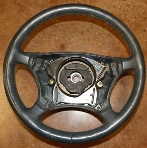 Mercedes Benz 2000 S430 Black Steering Wheel