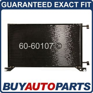 New AC Condenser GM GMC Chevy Truck SUV Hummer H2