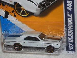 2012 Hot Wheels Muscle Mania