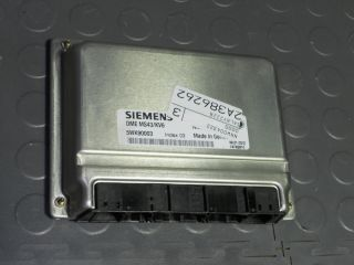 02 03 04 05 Land Rover Freelander ECU ECM Engine Computer 5WK90003 NNN105961