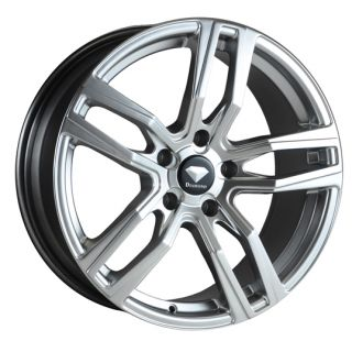 "18"" Diamond SC5 4 Silver Alloy Wheels for Mitsubishi EVO 8 8J 5 114 ET35"