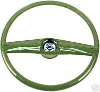 Steering Wheel Chevrolet GMC Truck 1969 1970 1971 1972 Green