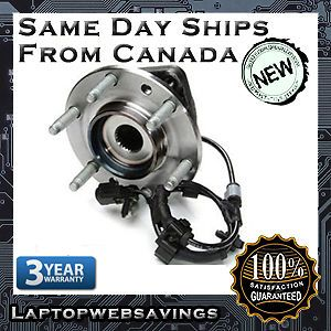 Front Wheel Hub Bearing Isuzu Ascender 2003 2004 2005 2006 2007 2008 513188 New