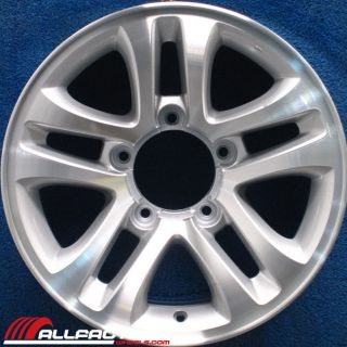 Suzuki Vitara XL 7 2004 2005 2006 Factory Rim Wheel 60132