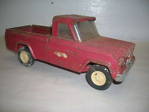 Tonka Red Pickup Truck