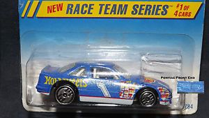 Very RARE 1995 Hot Wheels Race Team Lumina Stocker with Pontiac Front End VHTF