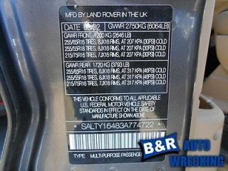 Engine for 03 04 Land Rover Discovery 4 6L 4688980
