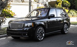 Range Rover HSE Wheels