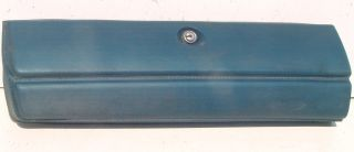 69 1969 68 Dodge Charger Blue Glovebox Door