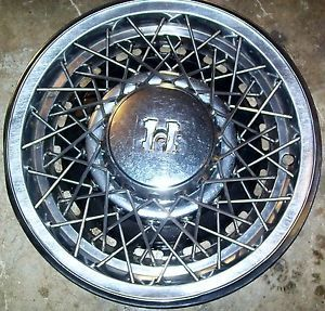 "Oldsmobile 88 98 Custom Cruiser 15"" Wire Hubcap Wheel Cover 1980 1984 22510766"