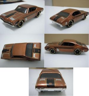 2011 Hot Wheels Treasure Hunt Olds 442 TM GM