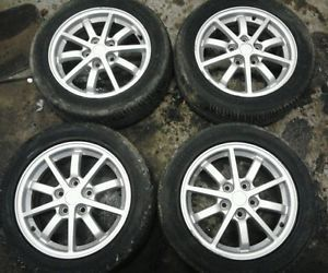"16"" Mitsubishi Eclipse Wheels Factory Set of 4 16x6 00 01 02 Alloy Rims"
