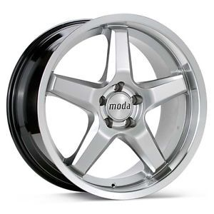 "BMW Moda MD5 19"" Staggered Wheels"