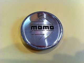 Momo Wheel Chrome Center Cap