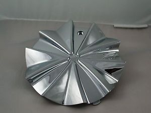Ultra Motorsports Chrome Wheel Center Cap Part 89 9255 or 255 256