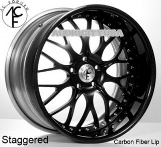 "22"" AC Forged 313 Carbon Fiber Wheels and Tires Rims for BMW Series Mercedes"