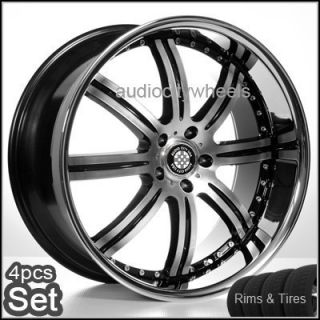 BMW 22 Rims and Tires