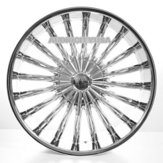 "22"" inch VC11 Wheels and Tires Rims for 300C Charger Magnum Challenger"
