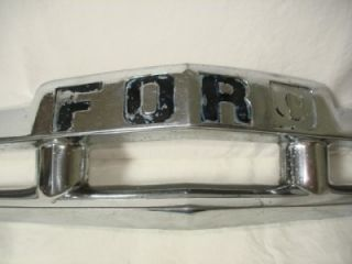 1952 1951 Ford Truck Hood Emblem Ornament 5 Star