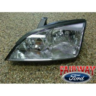 05 06 07 Focus Genuine Ford Parts Left Driver Head Lamp Light New