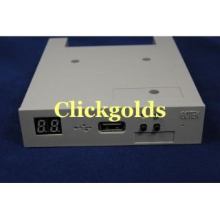 "3 5"" 720KB Floppy Disk Drive Emulator for Tajima Barudan Embroidery Machine"