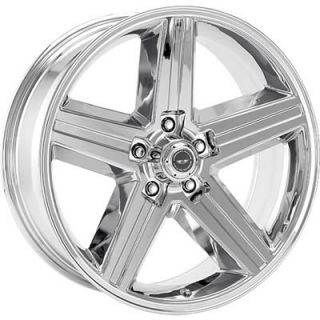 20 Chrome American Racing Wheels