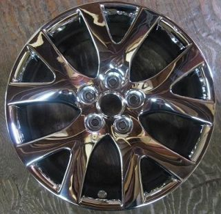 "Set of 18"" Mazda CX 7 Chrome Wheels Rims 07 09 64893"