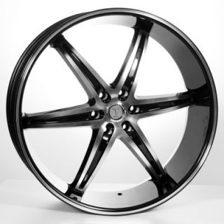 26 Rims Wheels Chevy Nissan Tahoe Escalade Silverado