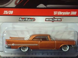 Hot Wheels Larry's Garage Series 57 Chrysler 300 New