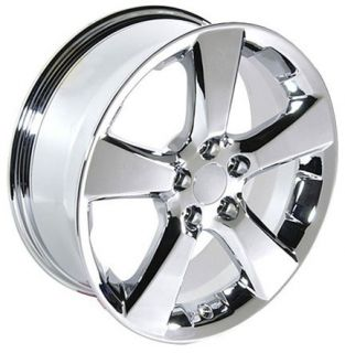 "18"" PVD Chrome gs350 430 Wheels ES300 LS400 Rims Fit Lexus"
