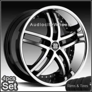 22inch for Mercedes Benz Rims Tires Wheels S550 ml GL