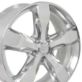 2011 Jeep Grand Cherokee Wheels Rims Polished 20x8