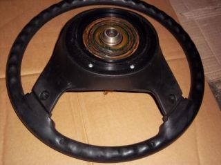 91 92 93 94 Ford Ranger Non Airbag Steering Wheel w Horn Button