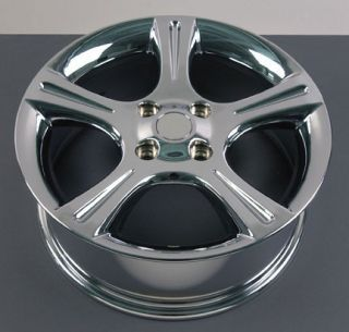 "17"" Rims Fit Nissan Altima Chrome Wheels 17x7"