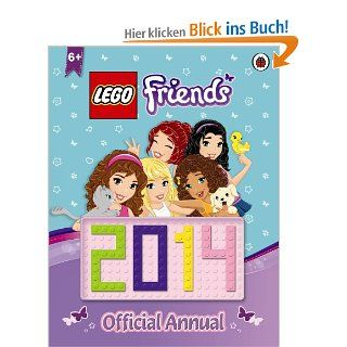 LEGO Friends Official Annual 2014 (Annuals 2014) Englische Bücher