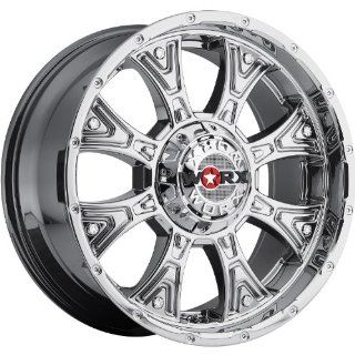 Worx Tyrant 20 Chrome Wheel / Rim 6x135 & 6x5.5 with a 25mm Offset and a 106.1 Hub Bore. Partnumber 805 2935V+25 Automotive