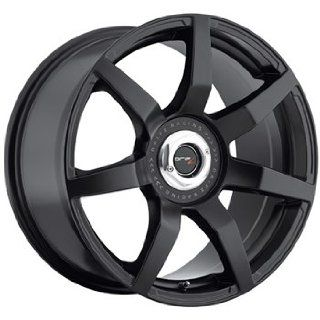 Drifz Monza 18x9 Black Wheel / Rim 5x112 & 5x4.5 with a 35mm Offset and a 73.00 Hub Bore. Partnumber 305B 8905935 Automotive