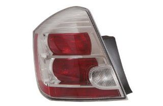 OE Replacement Nissan/Datsun Sentra Driver Side Taillight Assembly (Partslink Number NI2800187) Automotive