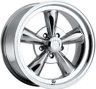 Vision Legend 5 17 Chrome Wheel / Rim 5x5 with a 0mm Offset and a 83 Hub Bore. Partnumber 141H7873C0 Automotive
